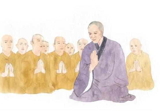 剃光头,穿僧服 住寺院的未必是真的出家人